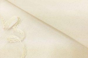 21149|アイボリー&網目生地のモスキートガードレースカーテン
